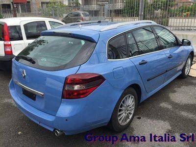 käytetty Renault Laguna 2.0 dCi 150CV SporTour Nav