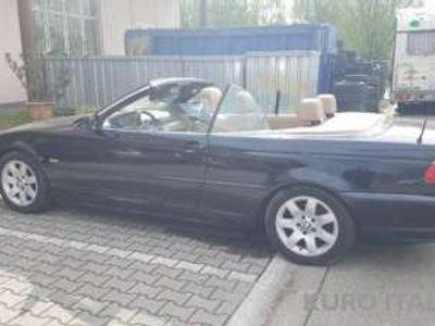 usata BMW 323 Cabriolet 323Ci cat
