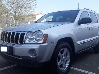 brugt Jeep Cherokee Gr.3.0 CRDI Limited