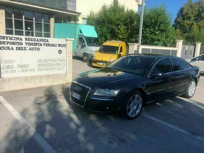 usata Audi A8 3.0 V6 TDI quattro tiptronic usato