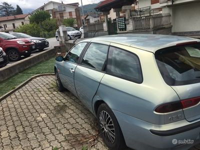 usata Alfa Romeo 156 156 1.9 JTD 16V cat Sportwagon Progression