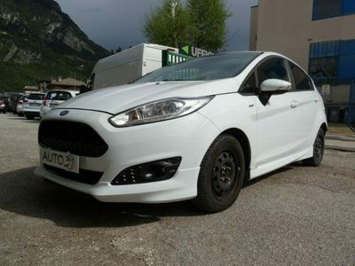 used Ford Fiesta 1.0 EcoBoost 100CV 5p ST-Line - UNIPRORPIETARIO