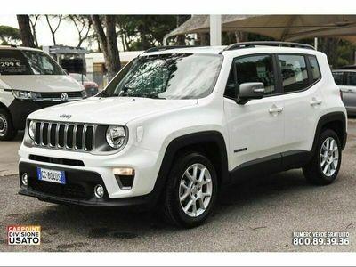 usata Jeep Renegade 1.6 mjt limited 2wd 130cv