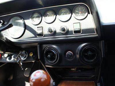 usata Fiat 124 BC Sport Coupé, Manutenzione curata