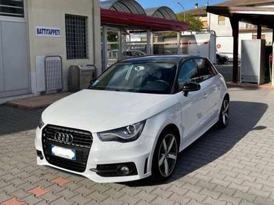 usata Audi A1 SPB 1.6 TDI S line edition