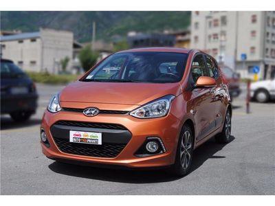 usata Hyundai i10 1.2 MPI Style