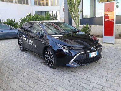 usata Toyota Corolla Corolla (2018--->)Touring Sports 2.0 Hybrid Lounge Station Wagon/SUV [KM0]