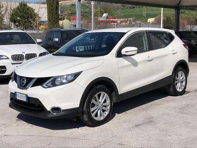 used Nissan Qashqai 1.5 dCi Acenta-KM TAGLIANDATI-