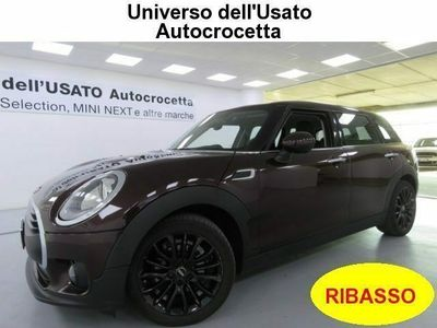 usata Mini One Clubman 1.5 D Business Auto EURO 6