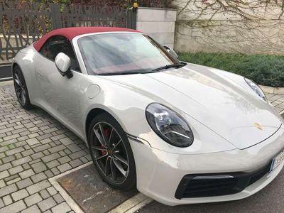usata Porsche 911 Carrera 4S Cabriolet 992