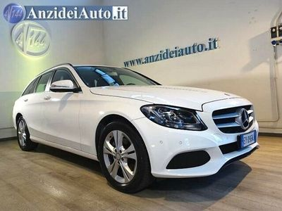 usata Mercedes C220 S.W. d Automatic Business (Pack Lounge)