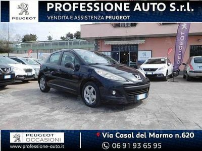 usata Peugeot 207 VTi 95CV 5p. XS del 2010 usata a Roma