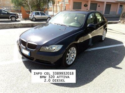 begagnad BMW 320 d attiva unico proprietario