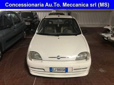 second-hand Fiat Seicento 1.1