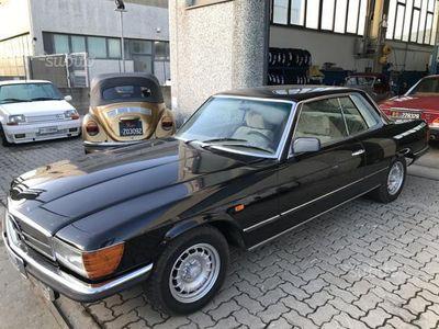 usata Mercedes 280 slc 1979