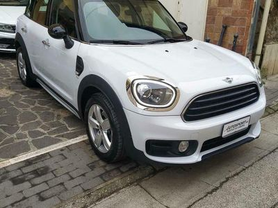 usata Mini Cooper D Countryman ParkL.Plus Countryman Aut.