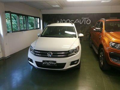 usata VW Tiguan 1ª serie 2.0 TDI 110 CV Business Trend & Fun Bl