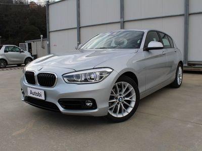 used BMW 118 Serie 1 F20-F21 2015 Diesel d Sport 5p auto my18