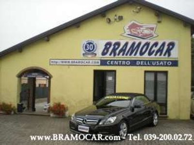 usata Mercedes V230 e 350 cdicabrio blueefficiency - avantgarde e5 diesel