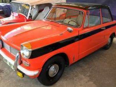 usata Triumph Herald Benzina