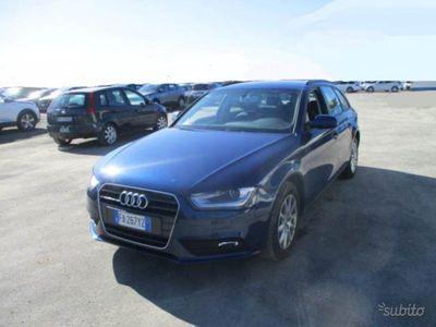 usata Audi A4 Avant 2.0 TDI 150 CV multitronic Busines