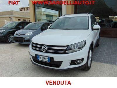 brugt VW Tiguan 2.0 TDI 150CV 4MOTION DSG Sport & Style BMT
