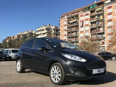 brugt Ford Fiesta 1.5 TDCi 95 CV 5p. Titanium