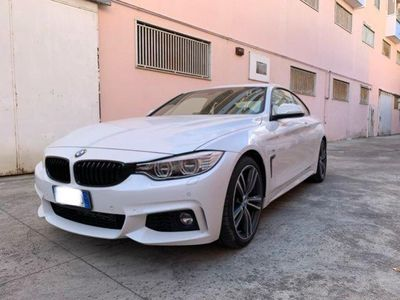 usata BMW 430 d Coupe M sport super accessoriata