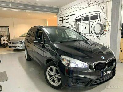 usata BMW 214 Serie D 7 POSTI 2017