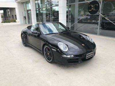 usata Porsche 911 Carrera 4S Cabriolet 997 TIP PASM/CHRONO/BOSE/PCMII