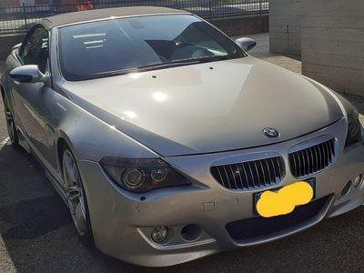 usata BMW 645 Cabriolet allestimento hamann