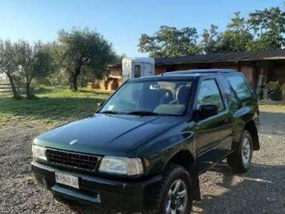 usata Opel Frontera 2.8 turbodiesel 3 porte Sport