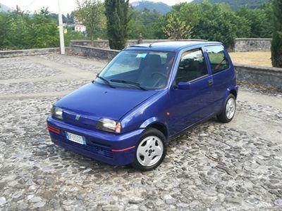 used Fiat Cinquecento 1.1 Sporting Clima 1 Proprietario