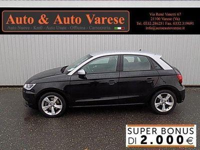 usata Audi A1 SPB 1.6 TDI SPORT ** NAVY + PDC **