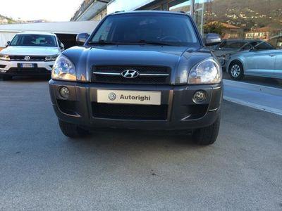 usado Hyundai Tucson 2.0 CRDi VGT Dynamic