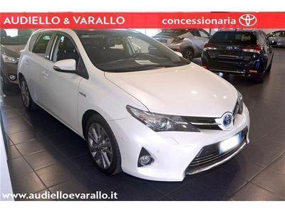 usata Toyota Auris 1.8 Hybrid Lounge TETTO PANO NAVI SAT - KM 45.000