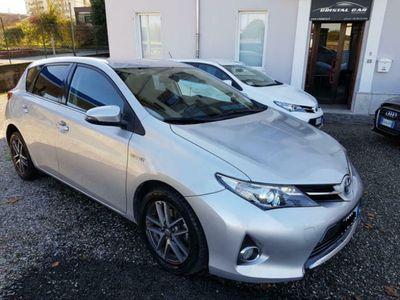usata Toyota Auris 1.8 Hybrid, 1PROPIETARIO,NAVI,KM CERTIFICATI