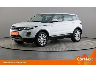 brugt Land Rover Range Rover evoque 2.2 Td4 Pure Tech Pack
