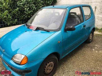 second-hand Fiat Seicento 1.1i cat EL del 2001 usata a Pisa