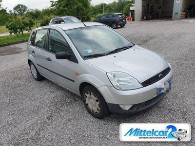 used Ford Fiesta 1.4 TDCi 5p. Ambiente