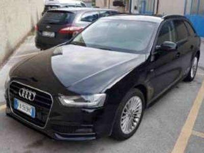 usata Audi A4 Avant 2.0TDI Euro6 QUATTRO S-Line BANG-OLUFSEN FUL