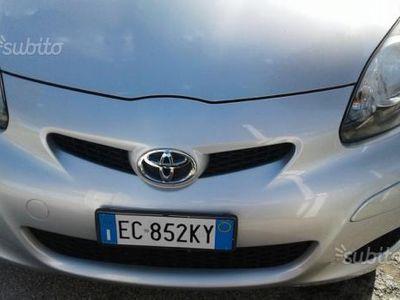 usata Toyota Aygo 1000 cilindrata