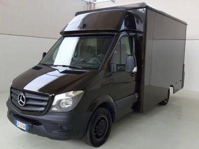 usado Mercedes Sprinter T43/35 313 CDI Cabinato Executive Scudato Euro 5B
