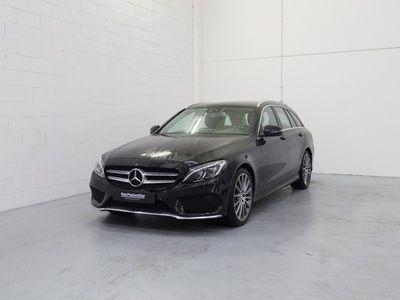 usata Mercedes 220 Classe C SW SWd Premium 4matic auto 9m