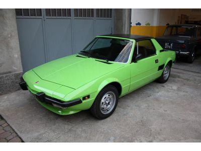 usata Fiat X 1/9 1300 anno 1973