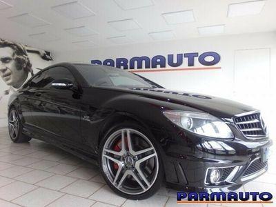 usata Mercedes CL65 AMG AMG V-Max*/*TOTAL BLACK*/*TETTO*/*PELLE ESTESA*/*