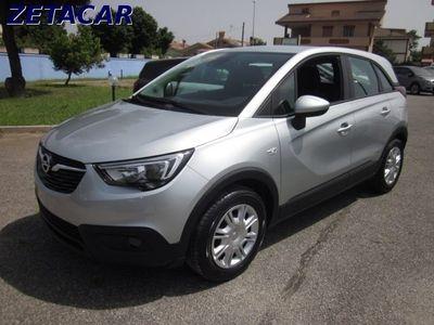 used Opel Crossland X 1.5 ECOTEC diesel 102 CV ADVANCE * NUOVE *