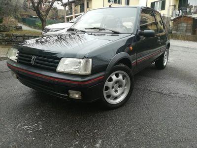 usata Peugeot 205 Gti Plus 1991 130cv
