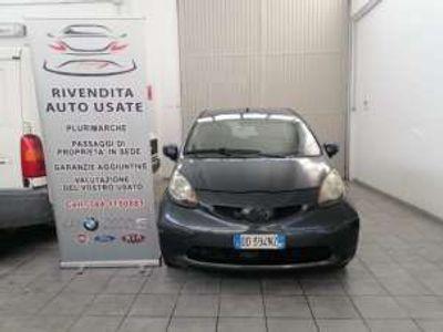 usata Toyota Aygo 1.0 12V VVT-i 3 porte Benzina
