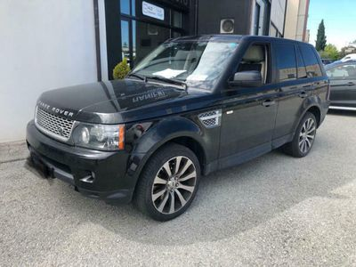 second-hand Land Rover Range Rover Sport 3.0 HSE AUTOBIOGRAPHY
